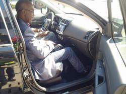Remise de vehicule