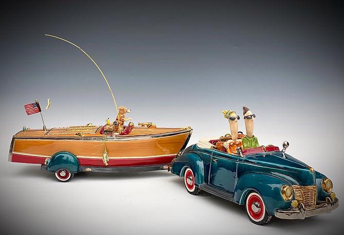 Roadtrip Ahoy-Hoy!