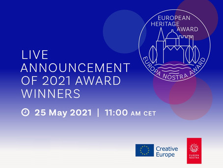 UK Projects Win European Heritage / Europa Nostra Awards