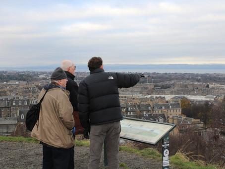 Europa Nostra UK's AGM and seminar in Edinburgh, December 2019