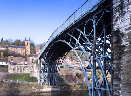English Heritage's Iron Bridge project wins European Heritage Award / Europa Nostra Award