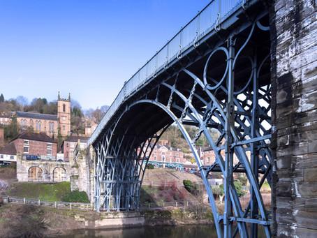 English Heritage's Iron Bridge project wins European Heritage Award / Europa Nostra Award
