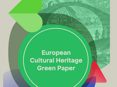 The European Cultural Heritage Green Paper