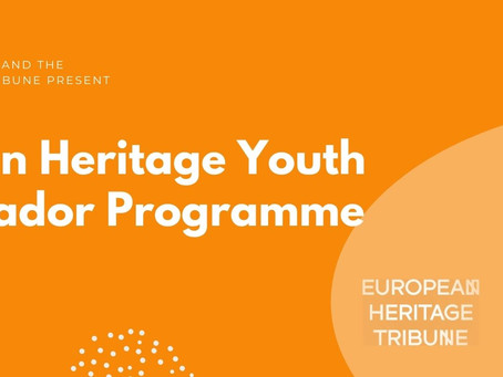Hello From Our European Heritage Youth Ambassadors!