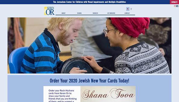 Home | Jerusalem Center for Blind Childr