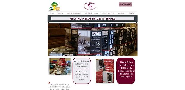 HOME | Likrat Kallah | Israel | Donate m