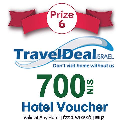 Travel Deal Hotel Voucher