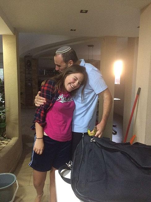 Rabbi Hammer and Gila