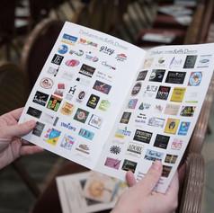 looking at the brochure.JPG