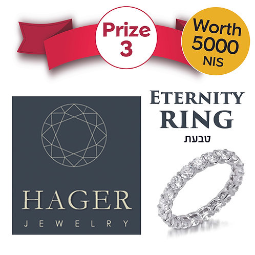 Eternity Ring-Hager Jewelry
