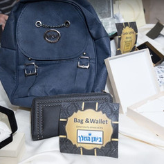 raffle gifts on display.JPG