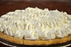 Crosby chocolate cream pie