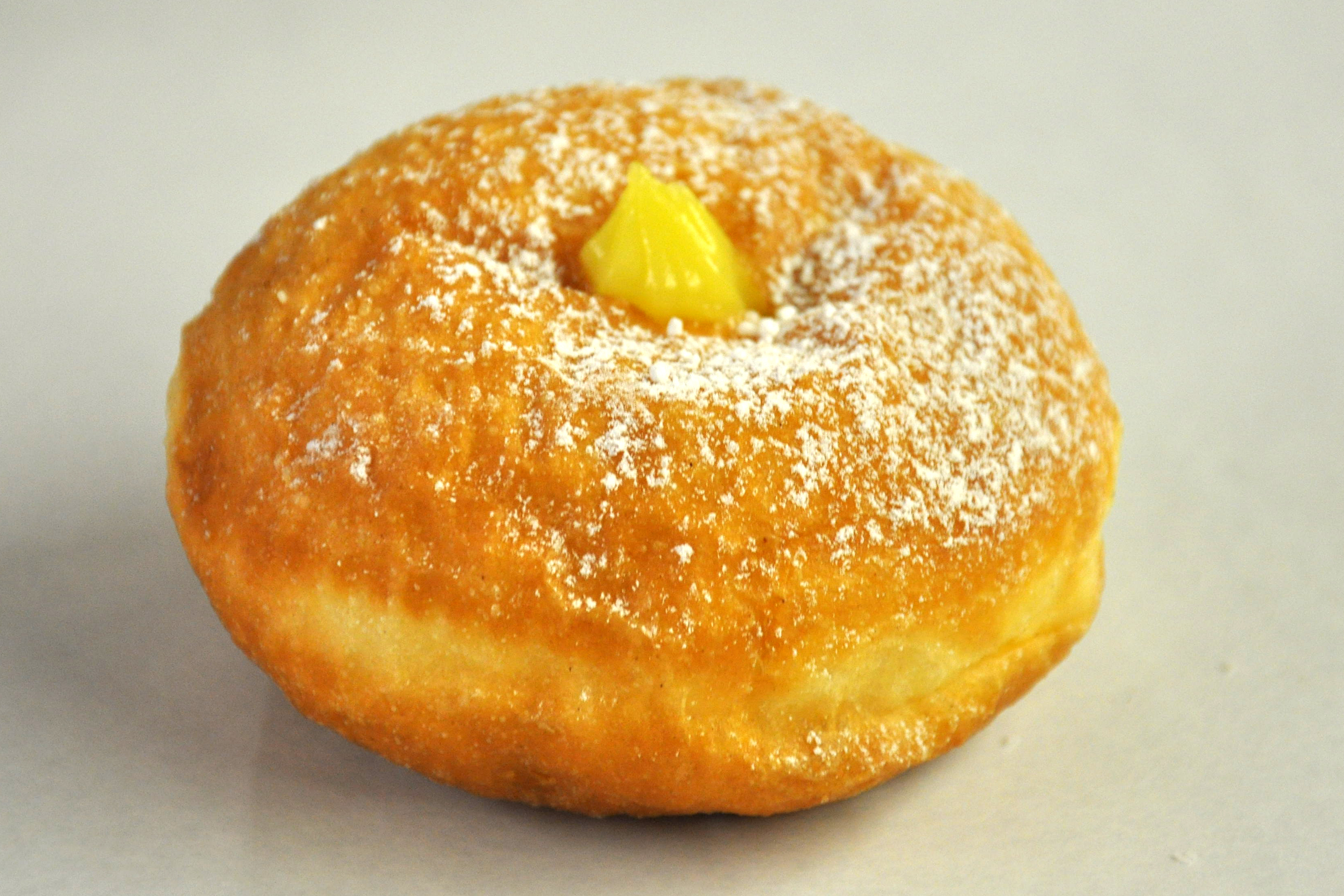 Crosby Lemon donut