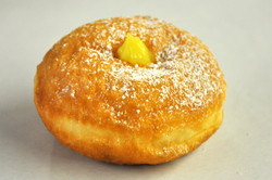 Crosby Lemon donut
