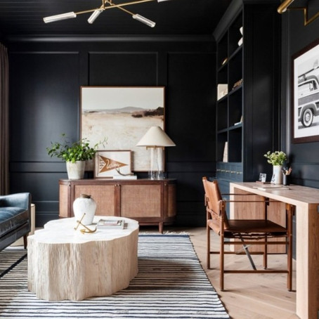 Create your Great Home Office Series:  Finding the Right Spot