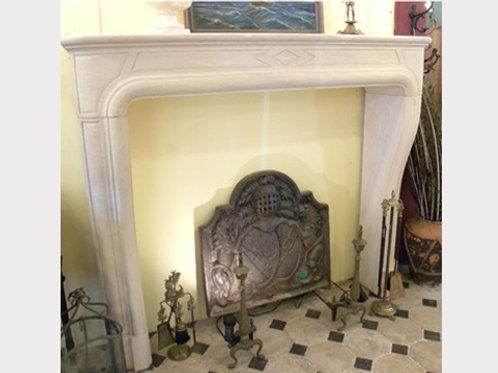 Limestone Fireplace FPH.1106
