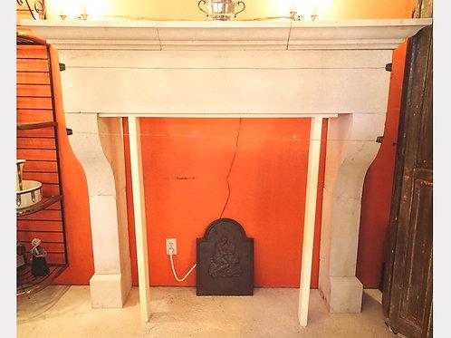 Limestone Fireplace FPH.1122