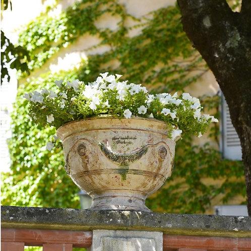 La Madeleine D'Anduze Cup Vase A.LM.430