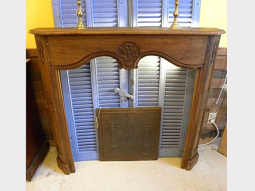 Wood Fireplace mantel FPWD.1404