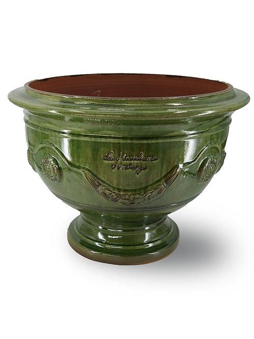 La Madeleine D'Anduze Cup Vase A.LM.403