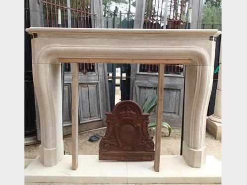 Limestone Fireplace FPH.1103