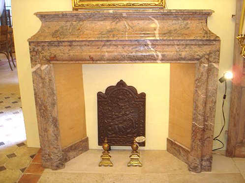 Marble Fireplace FPMB.1302