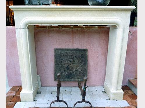 Limestone Fireplace FPH.1108