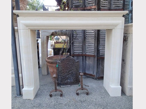 Limestone Fireplace FPH.1110