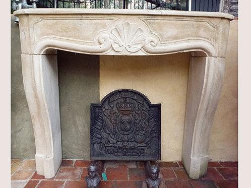 Limestone Fireplace FPH.1107