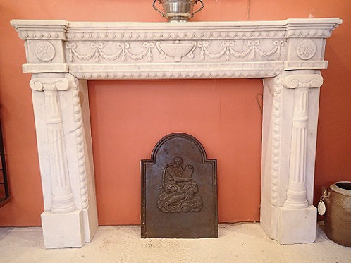 Marble Fireplace FPMB.1308