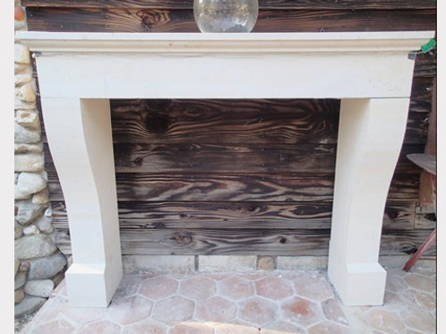 Limestone Fireplace FPH.1126