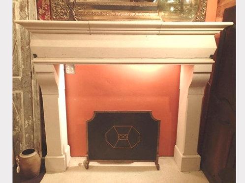 Limestone Fireplace FPH.1123
