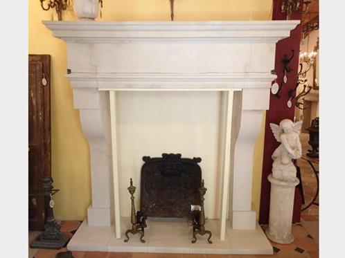 Limestone Fireplace FPH.1121