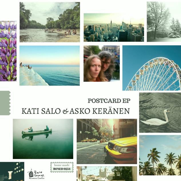 Kati & Asko Postcard Ep