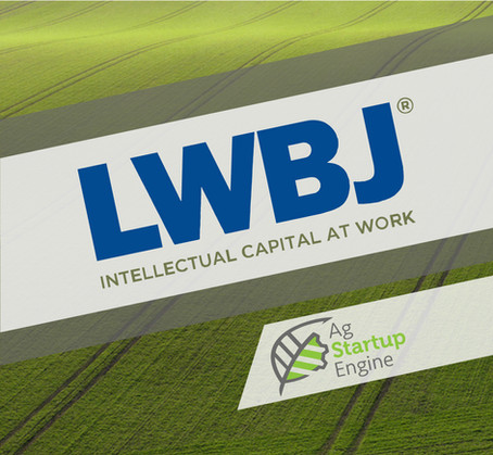 PRESS: LWBJ Becomes Platinum Sponsor to Ag Startup Engine
