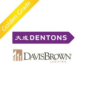 Dentons Davis Brown Law Firm