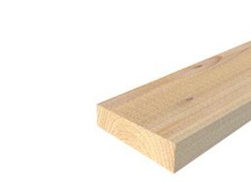 Доска обрезная 50х100х6000 мм, хвоя, сорт 1, свежий лес, ГОСТ