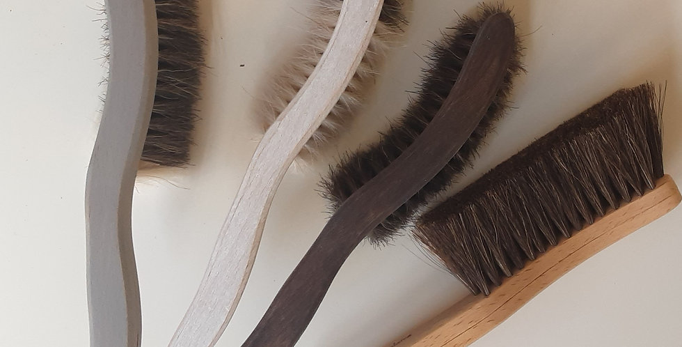 Curved Table Brush