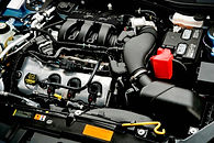 Auto engine check, inspection and repair