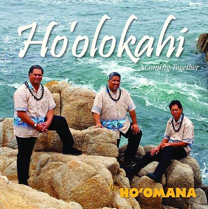 Ho'olokahi CD by Ho'omana