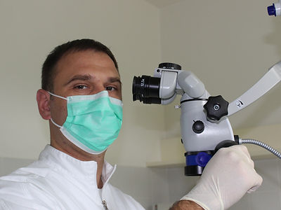 Endodontija, endodont, zobozdravnik, specialist