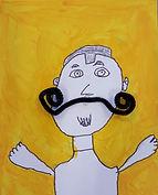 Dali inspired self portrait yellow.jpg