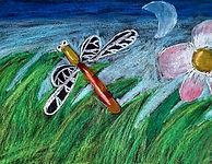 oil pastel dragon fly.jpg