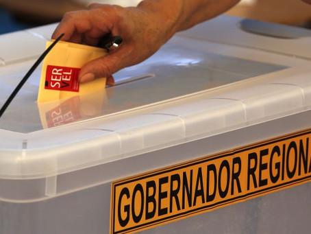 Impresiones sobre resultados a Gobernador Regional por Tarapacá