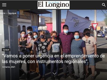"""""""Urgencia en el emprendimiento de las mujeres, con instrumentos regionales""""."""