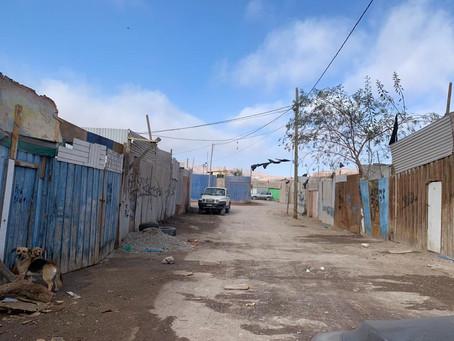 Importante incremento de campamentos y tomas en la región de Tarapacá.