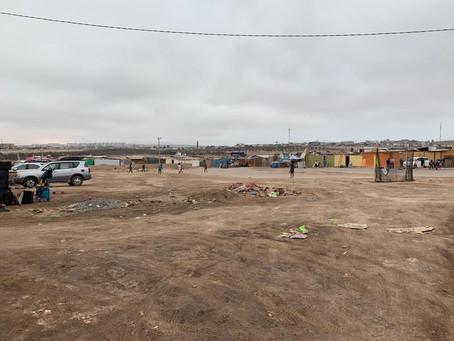 Core denuncia importante aumento de campamentos y tomas en la región de Tarapacá