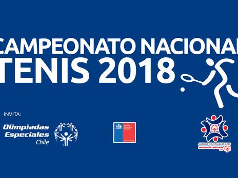 84 JÓVENES CON Y SIN DISCAPACIDAD INTELECTUAL PARTICIPARON EN EL CAMPEONATO NACIONAL DE TENIS