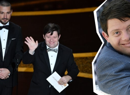 Zack Gottsagen, el atleta que llegó a los Oscars