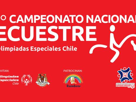 1° Nacional Ecuestre Olimpiadas  Clasificó a 2 chilenos con discapacidad Intelectual